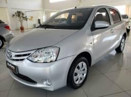 Toyota Etios X 1.3 FLEX MANUAL 4P