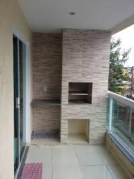 Imobiliária Nova Aliança!!! Vende Apartamento de Frente com Churrasqueira em Muriqui