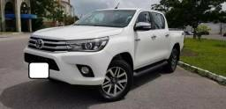 Toyota hilux srx com 2020 pago - 2016