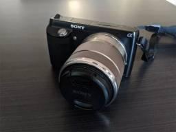 Câmera nex f3 Sony TOP!