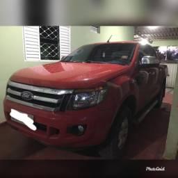 Vendo Ranger vermelha - 2012