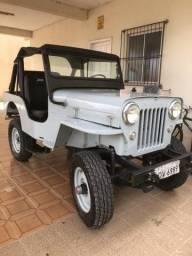 Jeep Wilys 1954 hurricane
