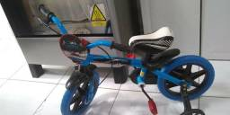 Bicicleta semi nova 170,00R$ 3 dias de uso