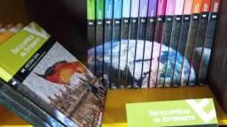 Enciclopédia do Estudante - 20 Volumes