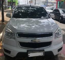 S 10 flex cabine dupla 2012/2013 LS Chevrolet - 2013