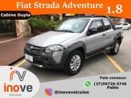 Fiat Strada Adventure Cabine Dupla Locker - 2013