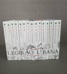 Coleção Legião Urbana - 15 Cd's livros