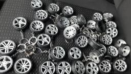 Chaveiros Réplica de rodas