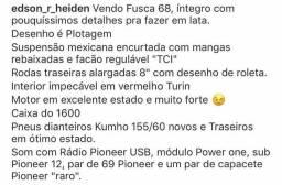 Vende-se Fusca 68