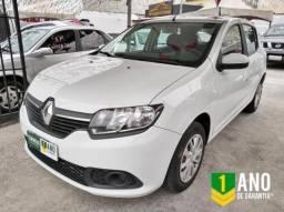 Renault Sandero  Expression 1.6 16V SCe (Flex) FLEX MANUAL - 2017