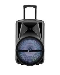 Caixa amplificada Lenoxx 500w