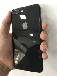 Vendo IPhone 8 Plus 64GB Preto