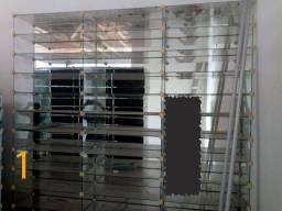 Expositor Vidro Modulado - Lote