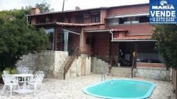Casa em Gravatá-PE Com 05 quartos, piscina. De 650 Mil Por 550 Mil Ref. 569