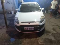 Fiat Punto carro de garagem - 2013
