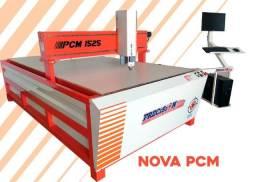 Router cnc - PCM - Precision Mais