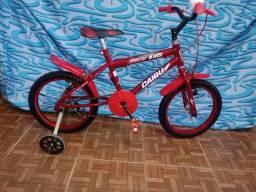 Bicicleta novinha aro 16