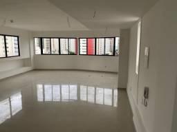 Empresarial Sala 90m², 3vagas, ao lado Shopping Recife, em Boa Viagem