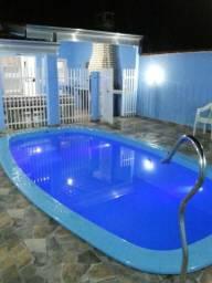 Aluga casas com piscina