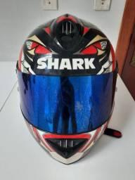 Capacete shark rsi s2 usado