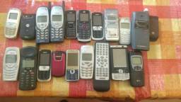 Lote celulares - Marcas variadas