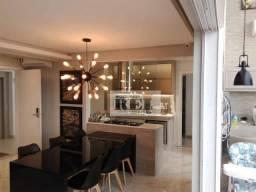 Apartamento Duplex com 4 dormitórios à venda, 175 m² por R$ 1.500.000,00 - Residencial Int