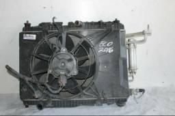 Kit conjunto radiador ecosport 2013 a 2018