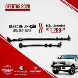Barra de direção original viemar ford f-4000 4x2