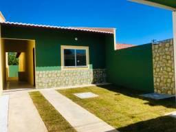WS casa nova doc. gratis: 3 quartos ,2 banheiros ,garagem , area de serv, quintal
