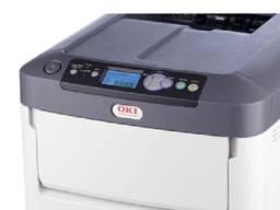 Impressora Oki color c711 led comprar usado  Osasco