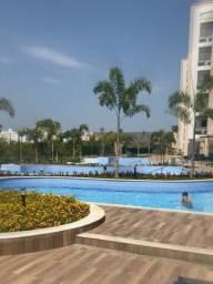 Vendo ou troco fração de apartamento Alta Vista Thermas Resort - Caldas Novas - GO