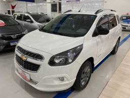 Chevrolet Spin LT 1.8 Automática 2017