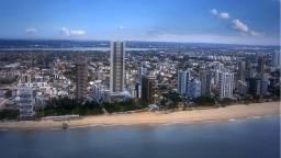 JL-Edf. Ocean Tower-Oferta, abaixo do preço,Andar Alto, 4 qrtos, 2 suítes, 135m²-Candeias