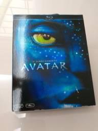 Blue ray - Avatar - Mais brinde