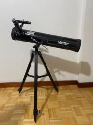 Telescópio refletor Vivitar 76700