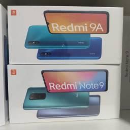 Loucura// Redmi 9A da Xiaomi /// Lacrado /// Garantia e entrega