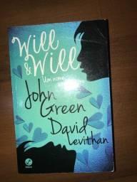 Livro Will &Will - John Green