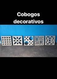 Cobogos Decorativos lisos