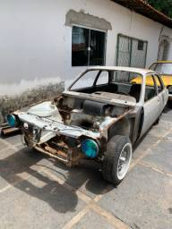 Gm - Chevrolet Chevette aridade