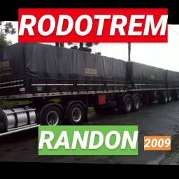 Randon 2009. Rodotrem Graneleiro