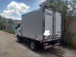 Bongo refrigerada 2012