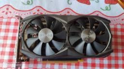 Placa de vídeo gtx960 4gb