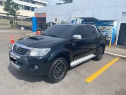 Toyota Hilux 4x4 2015 3.0 SRV