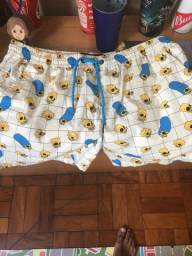 Short Simpsons unisex