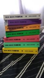 Vendo coleção mangá Boa Noite Punpun