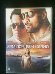 Título do anúncio: DVD Sem Dor, Sem Ganho - Dwayne Johnson, Mark Wahlberg, Anthony Mackie