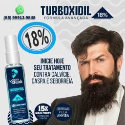 Turboxidil 18% - O melhor do mercado