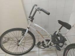 Título do anúncio: Bike para reutilizar peças (quadro, guidão, aro...)