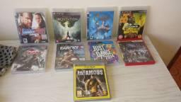 Vendo Jogos do PS3 novinhos