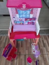 Título do anúncio: Casinha da barbie, conjunto